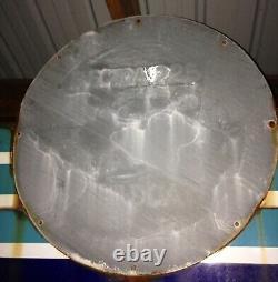 Buick Sign Original General Motors Dealership Porcelain Double Sided 1950s 1960s