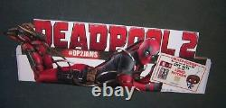 Deadpool 2 double sided Cardboard Cutout Standee Advertising Store Display Sign