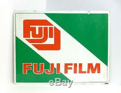 Fuji Film Double-Sided Display Hanging Advertising Sign 16x 20