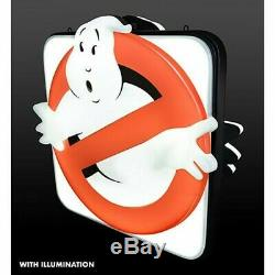 Ghostbusters Firehouse Double Sided Light Up Sign 11 Prop Replica pre Order