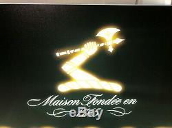 Hennessy Double Sided Led Bar Sign Man Cave Garage Cognac Liquor