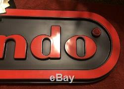 Nintendo Double Sided Store Display Sign (NES 2-sided Nes M17s)