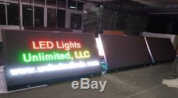 P16 mm (Double Sided) 4FT x 8FT (Full color) LED Digital Sign Board OUTDOOR
