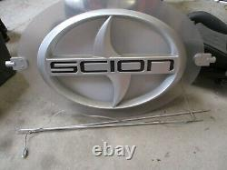 SCION Dealership Lighted Double Sided Sign LOCAL PICK UP ONLY