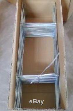 (50) Signes De Terrain En Plastique Ondulé Double Face Imprimés 18x24 Imprimés En Vente