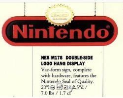 Afficheur De Magasin À Double Face Pour Nintendo (nda M17s À 2 Faces)