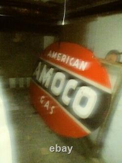 Amoco Signe Double Sided 8ft