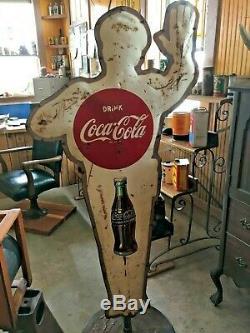 Coca-cola, Garde École, Croisement, Policier, Double Face, Signe