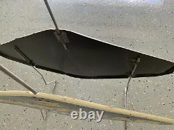 Good Year Tires Rack Affichage Signe Double Sided Vintage 1960 Metal Gas Oil Garage