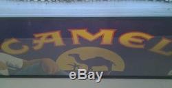 Joe Camel Vintage Enseigne Lumineuse Bar Double-face