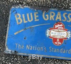 Nice Vintage Belknap Hardware Bleu Grass Chain bilaterale Keen Signe Kutter