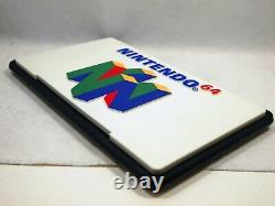 Nintendo 64 Rare Double Sided N64 Logo Promotional Store Display Sign