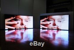 Panneau Avant Numérique À Led Double Face 10mm, 4 Pi X 8 Pi, Programmable