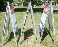 Portes Ouvertes De L'immobilier Panneau A-frames Kit 3-pack