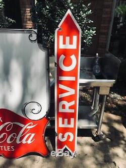 Rare Signe Arrow Service De Porcelaine À Double Face Des Années 1940 - Rouge Et Blanc