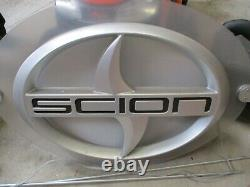 Scion Dealership Lighted Double Sided Sign Local Pick Up Uniquement