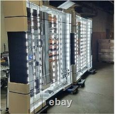 Signal De Lumière Del Double Face, Panneaux, Aluminium Extrudé 36x96x10''
