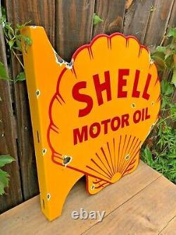 Signal De Porcelaine Enamel Oil
