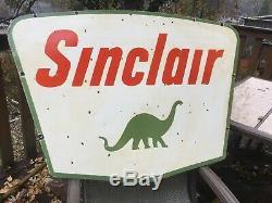 Sinclair Vintage Double Face En Porcelaine Connexion