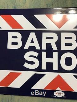 Vintage Barber Shop Bilaterale Bride Porcelaine William Marvy Co St Paul Mn