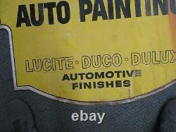 Vintage Grand Dupont Expert Body Repair Auto Painting Double Dealt